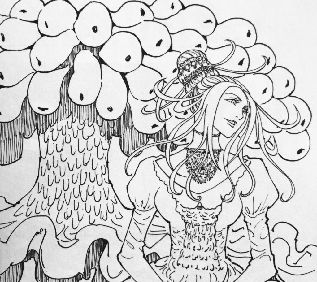 カミーラの守護霊獣