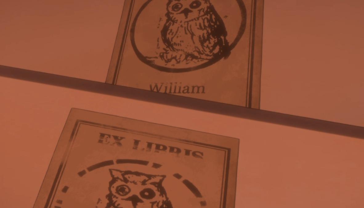 「ウィリアム・ミネルヴァ」のメッセージ