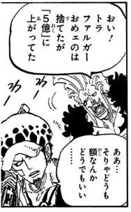 トラファルガー・ロー 懸賞金