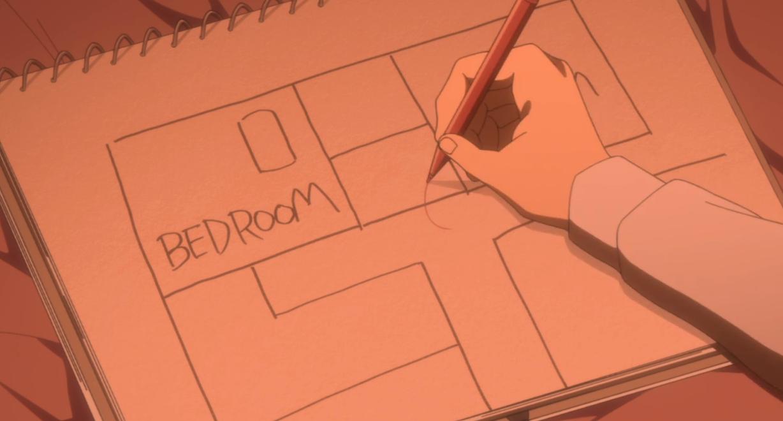 イザベラの秘密の部屋