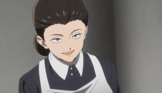 約束のネバーランド アニメ8話感想・ネタバレ。遂にノーマンの出荷が決まる!?